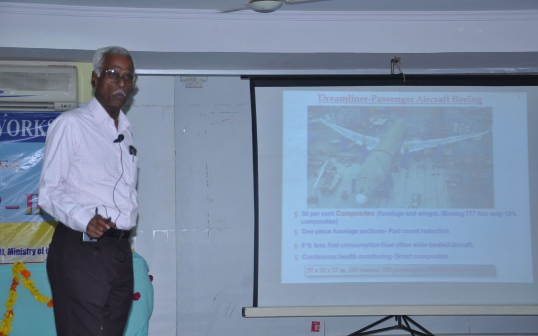 A One Day National Workshop on Composite Materials